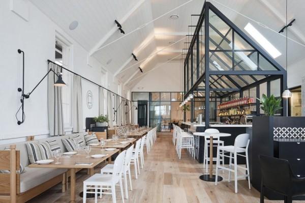 Ресторан Old Library – третья жизнь австралийской церкви