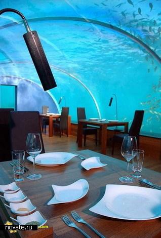 Необычный ресторан