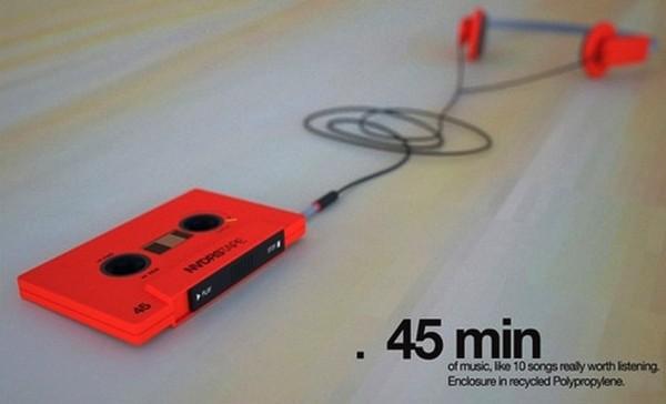 TVDRS Tape – плеер в виде аудиокассеты