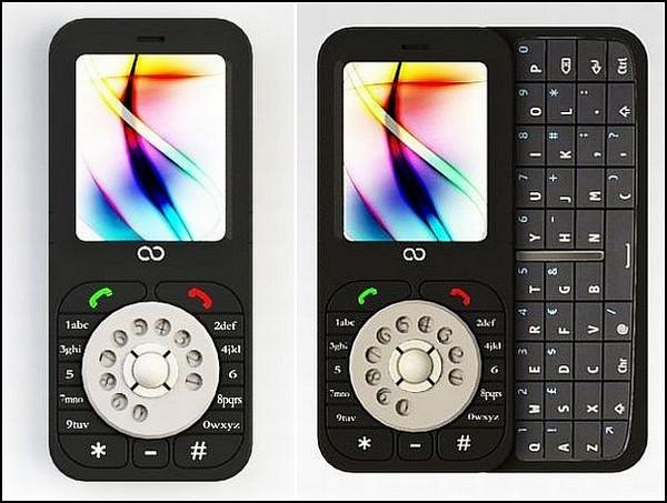 Retro Mobile – новый концепт мобильного телефона с диском