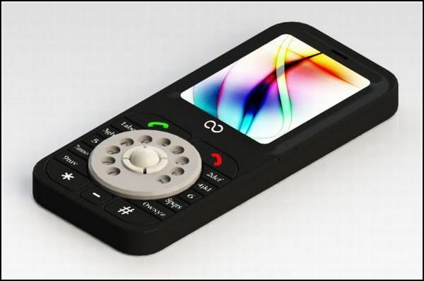 Retro mobile новый концепт мобильного