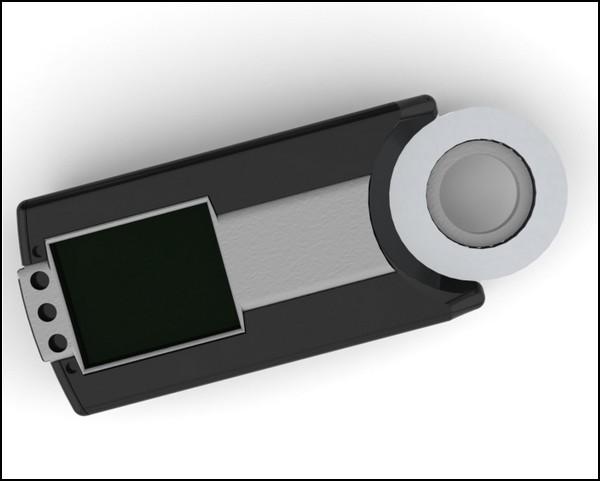 Фотокамера Revolution, которая заряжается от пальца