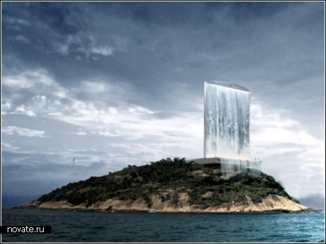 Электростанция-водопад для Рио-де-Жанейро