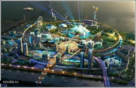 Robot Land – первый в мире город роботов