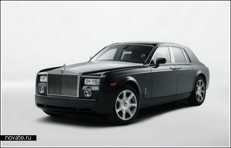 Электромобиль от Rolls-Royce