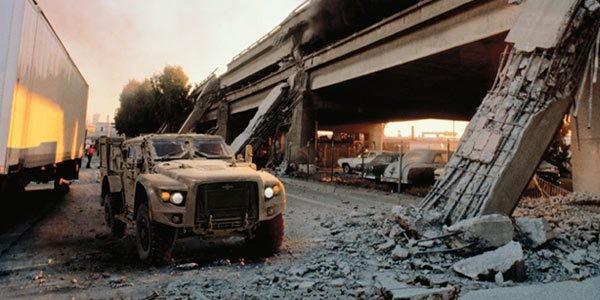 L-ATV – машина-гибрид для армии США