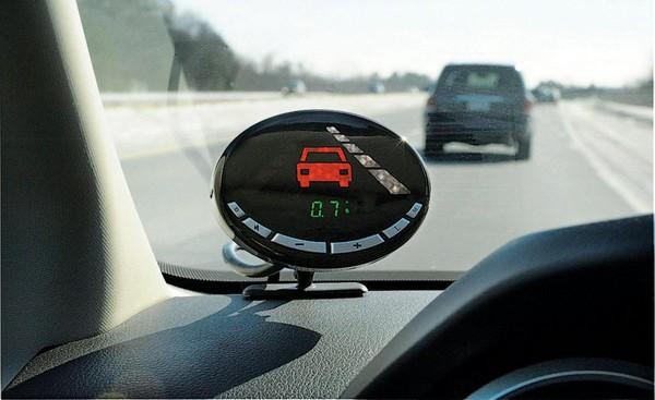 Mobileye – персональный советчик водителя