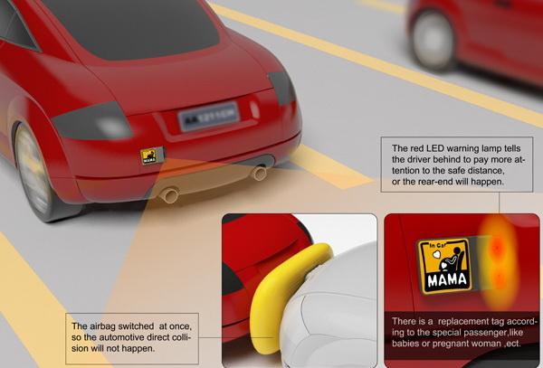 Easpace – подушка безопасности для автомобилей