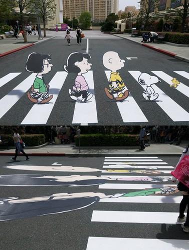 Арт-зебра: Осторожно, дети!