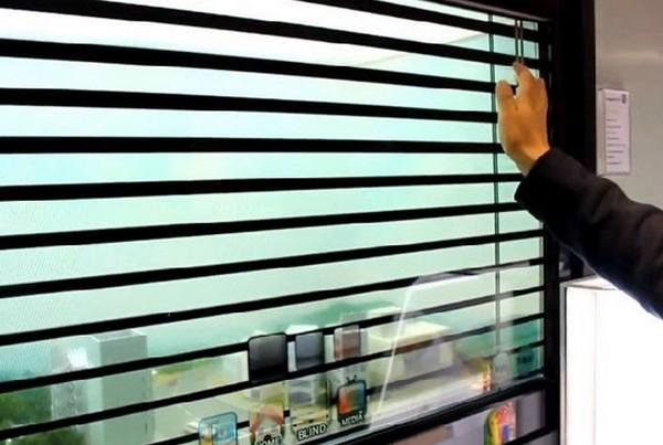 Умное окно от Samsung