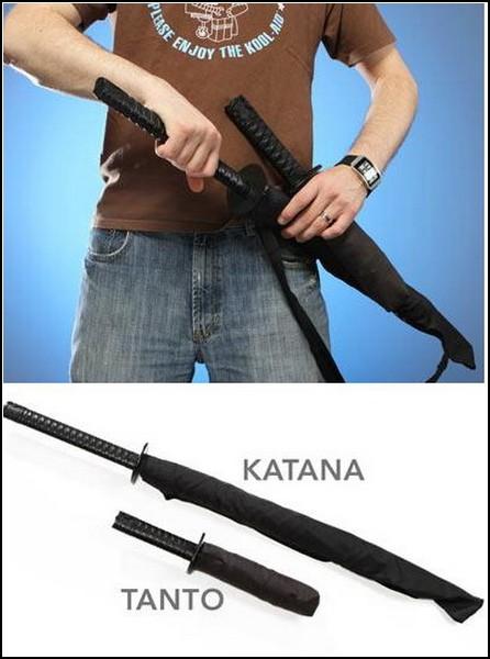 Зонтик для самураев