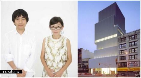 Архитектурная «Нобелевская премия» отправляется в Японию