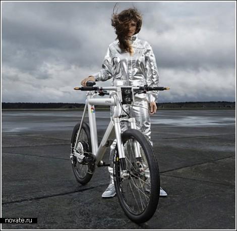 Grace - первый в мире E-Bike