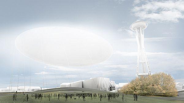 Jelly Bean – уникальный интерактивный парк в Сиэтле