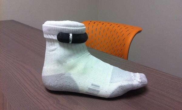 Носки Sensoria – личный тренер на ваших ногах
