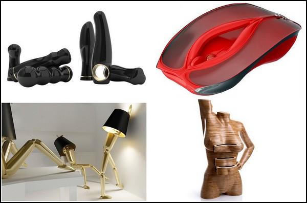 Секс в современном дизайне