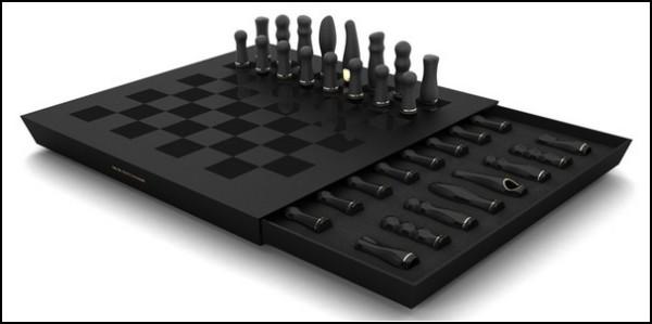 Шахматы-вибраторы