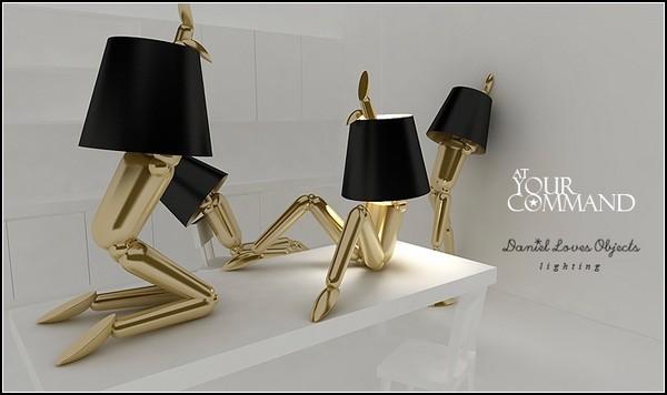 Нескромные лампы