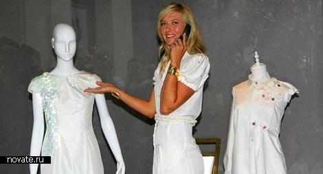 Платье с Bluetooth для Марии Шараповой