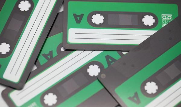 Sharetapes: QR-коды как новое прочтение аудиокассет