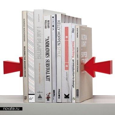 Магнитный степлер для книг