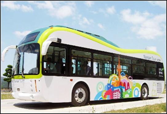 Первый коммерческий электрический автобус