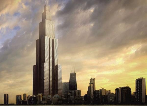 Sky City: как построить самое высокое здание мира за 210 дней?