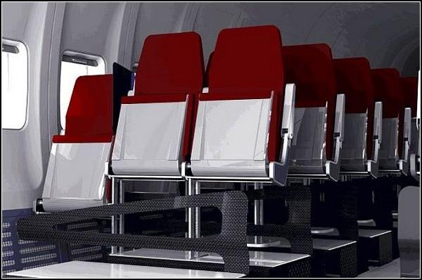 Skylane – альтернативный вариант размещения кресел и багажа в самолете