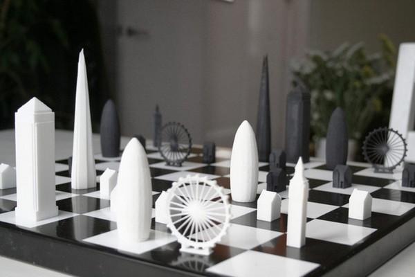 Лондонские шахматы