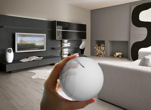 Smartball – компьютерный манипулятор будущего