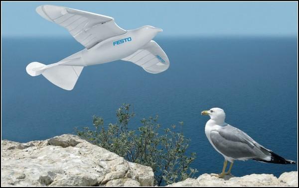 Робот-чайка