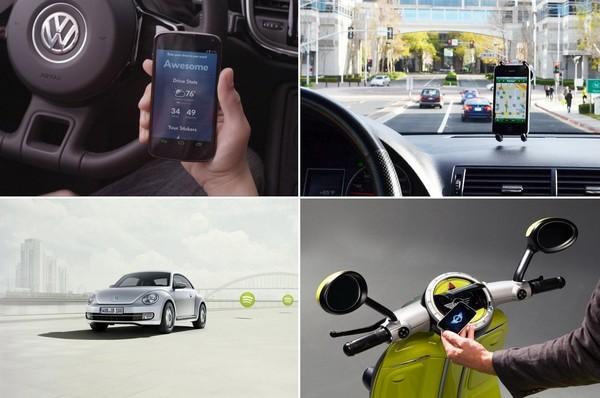 Технологии синхронизации автомобиля и телефона