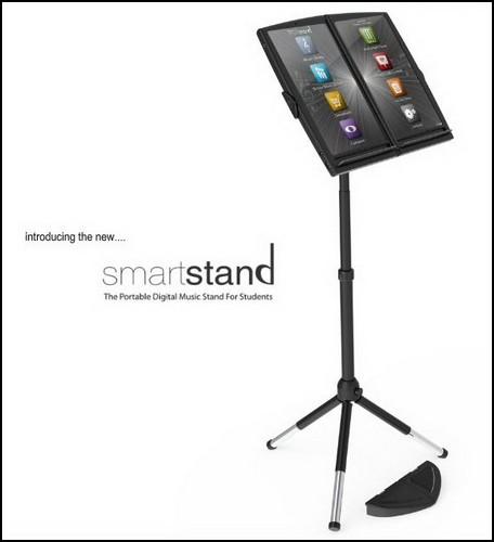 Электронные ноты Smartstand
