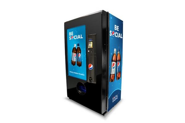 Социальная сеть для любителей Pepsi