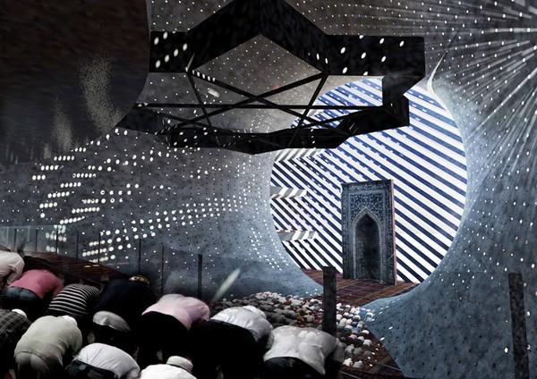 Prishtina Solar Powered Mosque – мечеть на солнечных батареях в Приштине