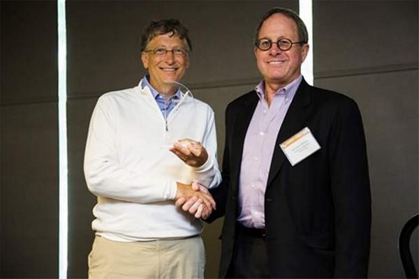 Премия Билла Гейтса: туалет на солнечных батареях