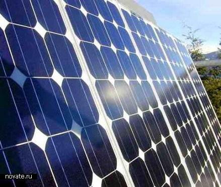Гаджет на солнечной энергии