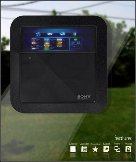 Sony Eclipse – солнечный медиаплеер