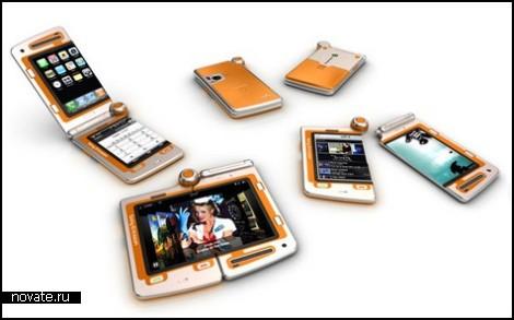 Телефон-трансформер для тех, кто хочет большего
