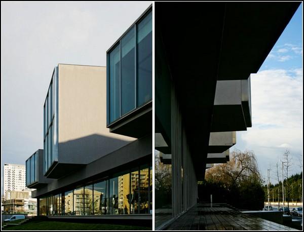 Здание коммерческого назначения в Боавиште, Eduardo Souto de Moura