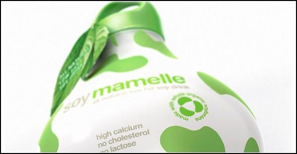 Молоко Soy Mamelle: прямо из коровьего вымени