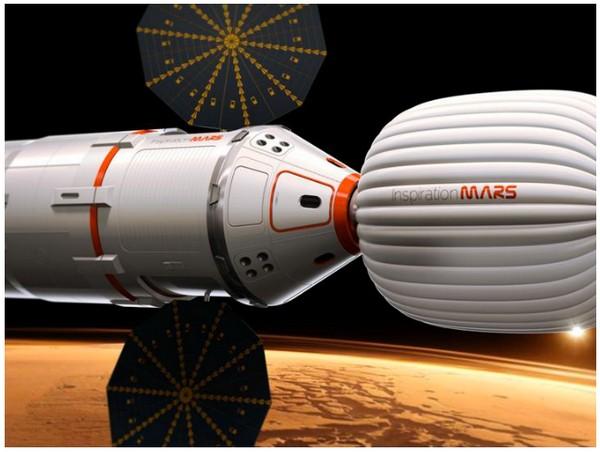 Частная миссия на Марс в 2018 году