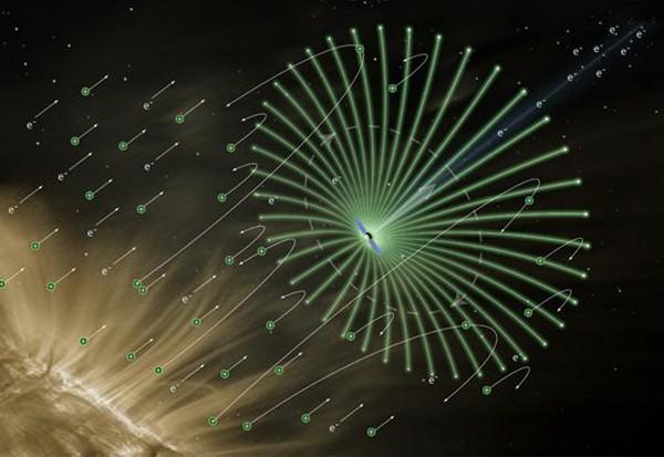 Солнечный парус ESAIL – самый быстрый рукотворный объект