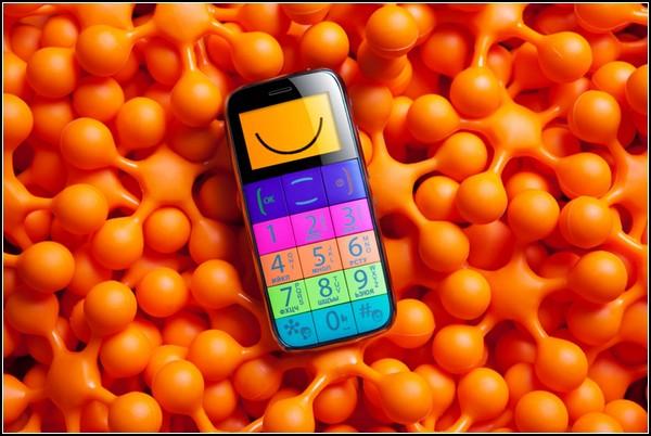 Just5 Space – телефон для дедушки с бабушкой