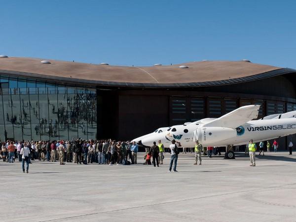 Первый частный космопорт - Spaceport America от Virgin Galactic