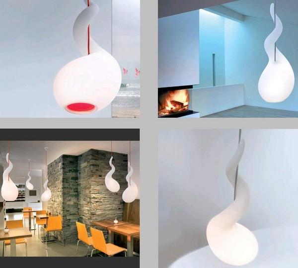 Лампа Alien Lamp