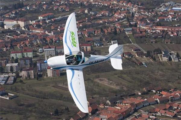 SportStar EPOS – электрический самолет из Чехии