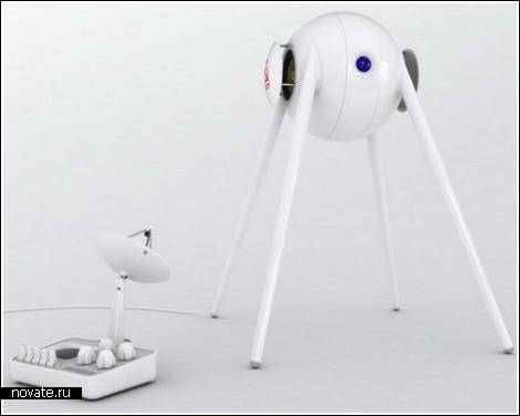 Проектор, который так похож на Спутник