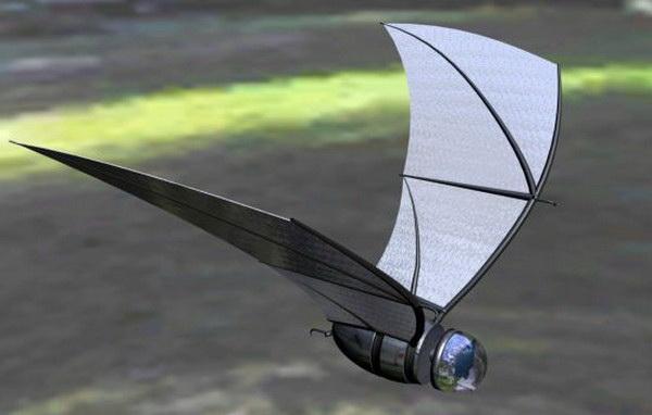 COM-BAT – искусственная птица для разведывательных полетов
