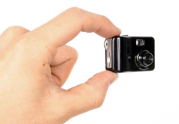Mame-Cam DX – миниатюрная камера для шпионов